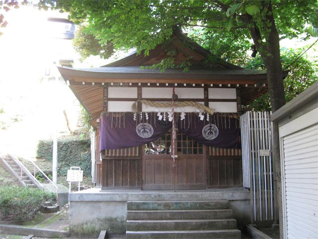 出世稲荷神社 文京区本郷の神社
