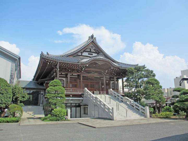 浄勝寺|船橋市本町にある浄土宗系単立寺院