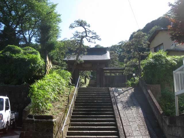 禅居院。鎌倉市山ノ内にある ...