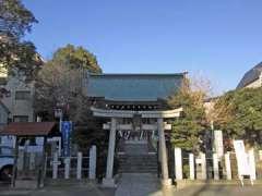 中原八幡神社|葛飾区青戸の神社