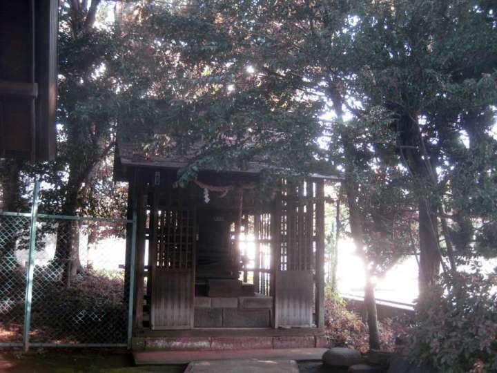 出世稲荷神社 練馬区旭町の神社
