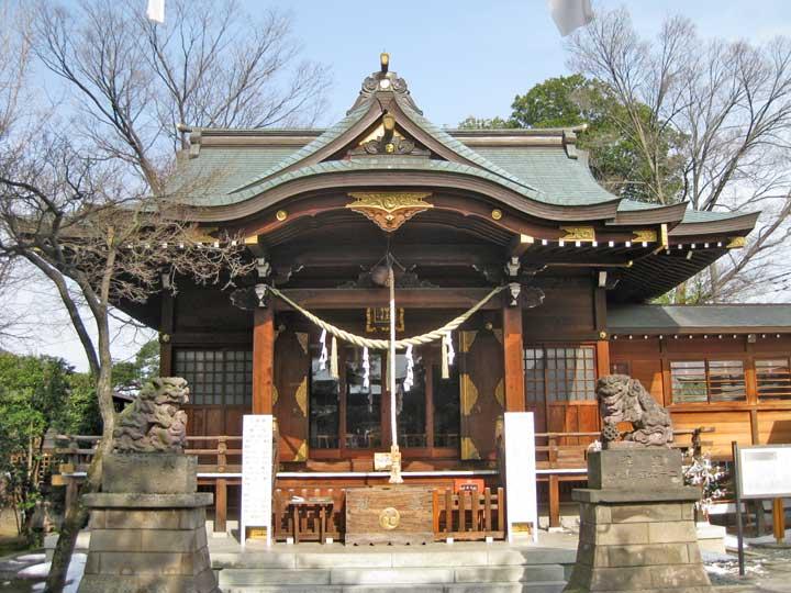 「行田八幡神社」の画像検索結果