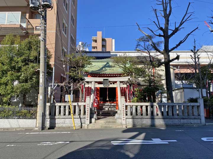 元徳稲荷神社|腫物平癒、元 ...