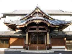長国寺斎場