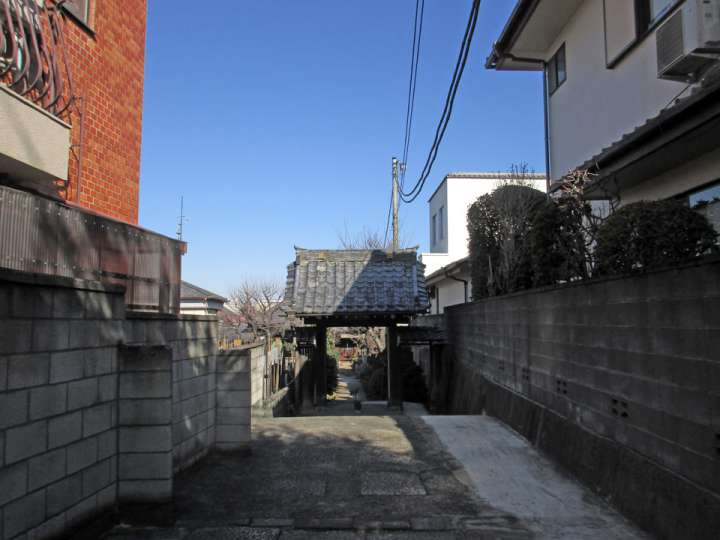 福相寺|台東区谷中にある日蓮宗寺院