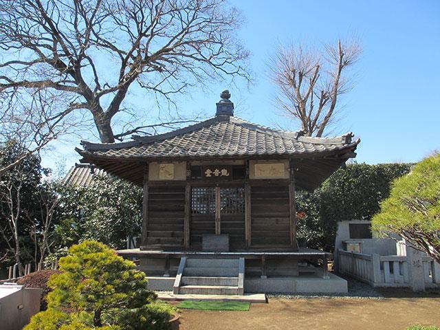 禅昌寺|武蔵村山市岸にある臨済宗建長寺派寺院
