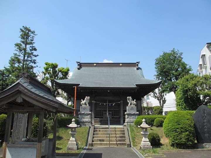 日向山神社|横浜市緑区十日市場町の神社